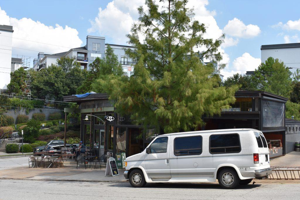 Bantam Pub in Old Fourth Ward