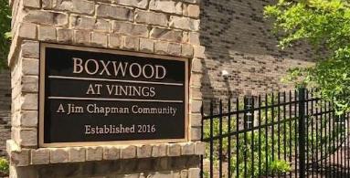 Boxwood at Vinings