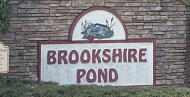 Brookshire Pond