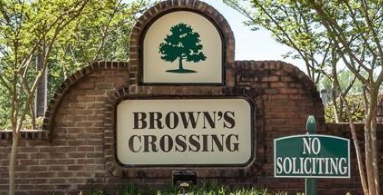 Browns Crossing