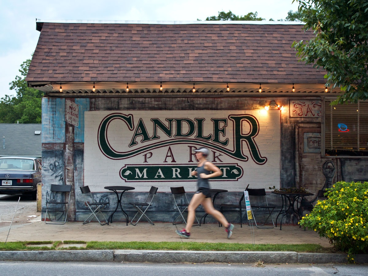 Candler Park Business District