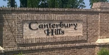 Canterbury Hills