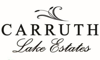 Carruth Lake Estates