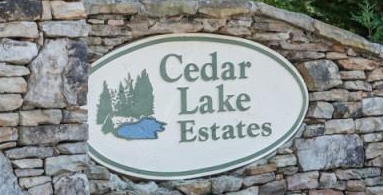 Cedar Lake Estates