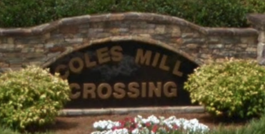 Coles Mill Crossing