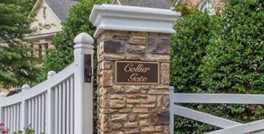 Collier Gate