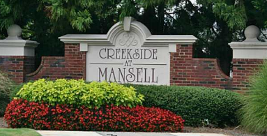 Creekside at Mansell