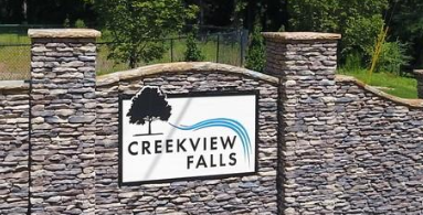 Creekview Falls