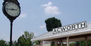 Downtown Acworth