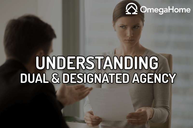 Dual agency and designated agency