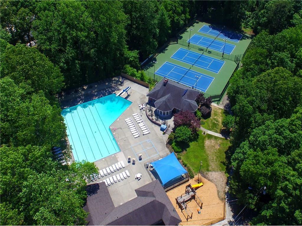 Swim and tennis