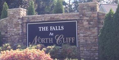 Falls At North Cliff