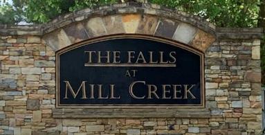 Falls at Mill Creek