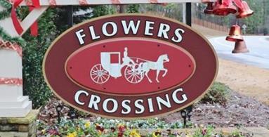Flowers Crossing