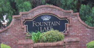 Fountain Lake