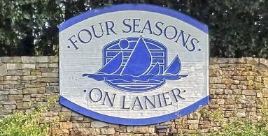 Four Seasons on Lanier