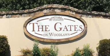 Gates on Woodlawn