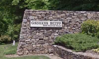 Grogans Bluff