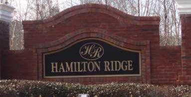 Hamilton Ridge
