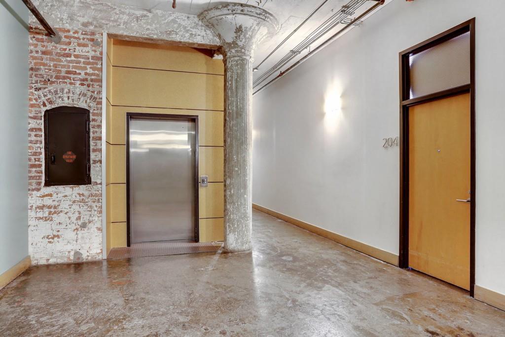 Community hallway