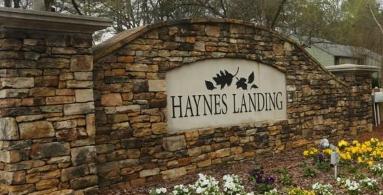 Haynes Landing