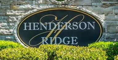 Henderson Ridge