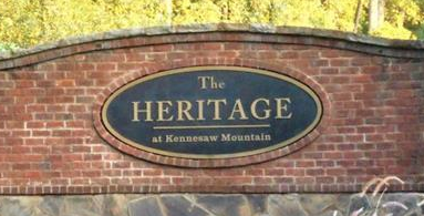 Heritage At Kennesaw Mountain