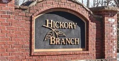 Hickory Branch