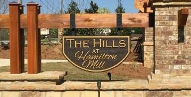 Hills at Hamilton Mill