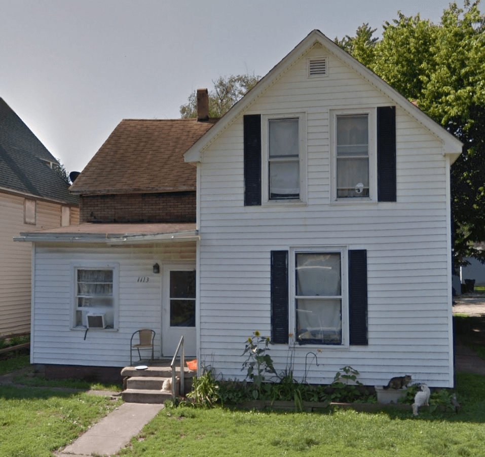 House from 1899