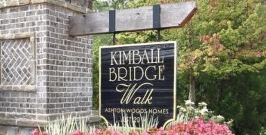 Kimball Bridge Walk