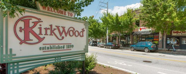 Downtown Kirkwood