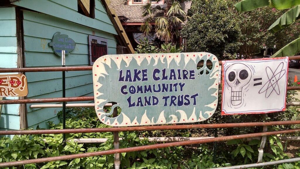 Lake Claire Community Land Trust