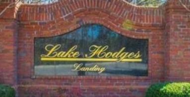Lake Hodges Landing