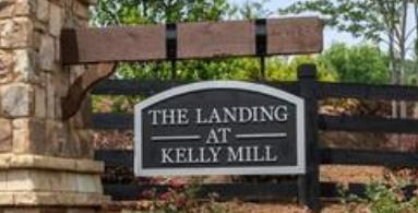 Landing at Kelly Mill