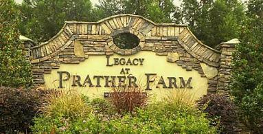 Legacy At Prather Farm