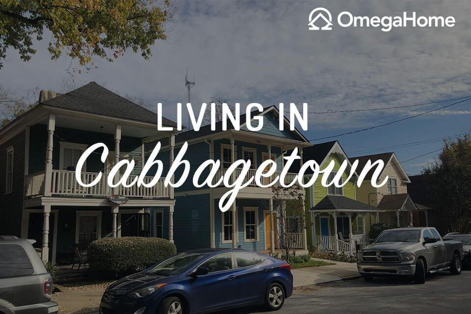 Living in Cabbagetown, Atlanta, GA