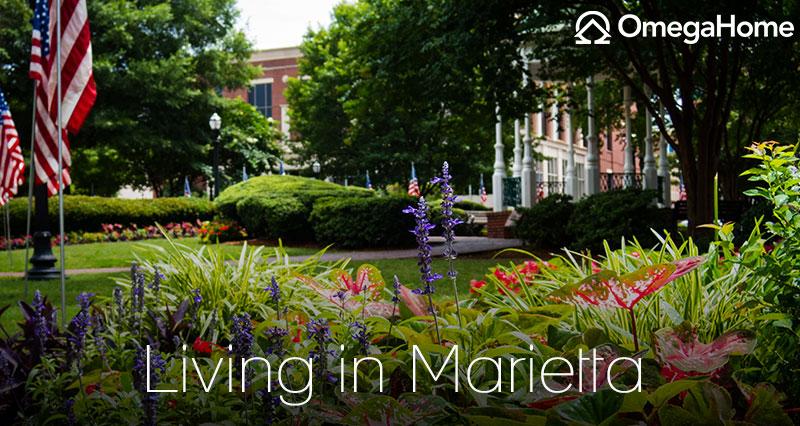 Living in Marietta GA