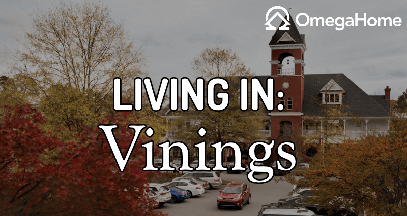 Living in Vinings
