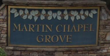 Martins Chapel Grove
