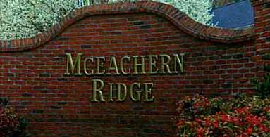 McEachern Ridge