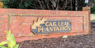 Oak Leaf Plantation
