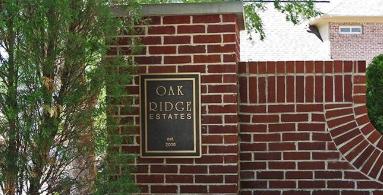 Oak Ridge Estates