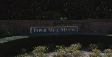 Paper Mill Manor