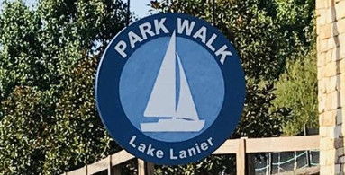 Park Walk at Lanier