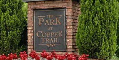 Park at Copper Trail