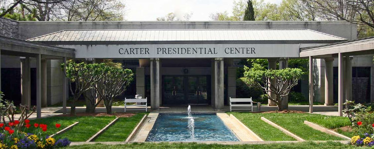 Carter Presidential Library