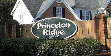 Princeton Ridge