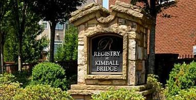 Registry at Kimball Bridge