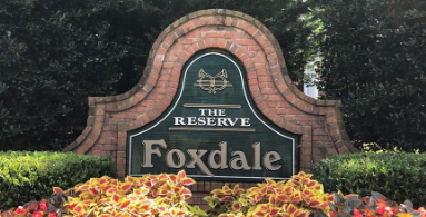 Reserve At Foxdale